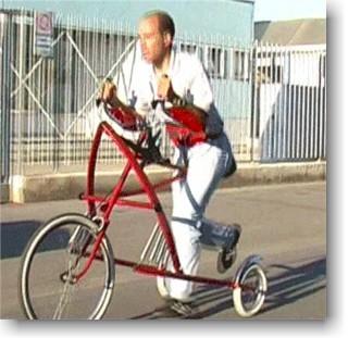 ジャンプバイク