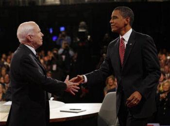 大統領選討論会