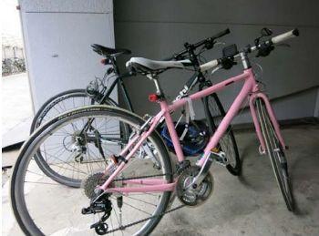 自転車通勤導入