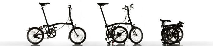Brompton Bicycle, www.brompton.co.uk