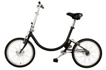 Folding Electric Bike for Commuters