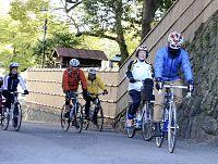 初詣サイクリング