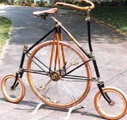 Antique Bicycle, www.metzbicyclemuseum.com