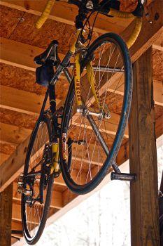Bike Frame Bike Rack