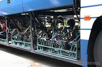 女性限定のサイクリングバスツアー