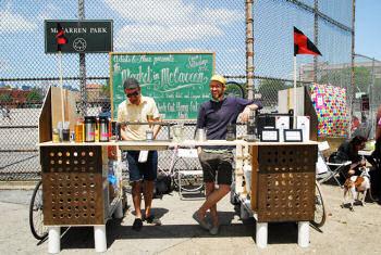 Kickstand, kickstandbrooklyn.com