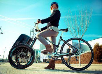 Vagabond de carrito a bicicleta, www.smartbikes.es