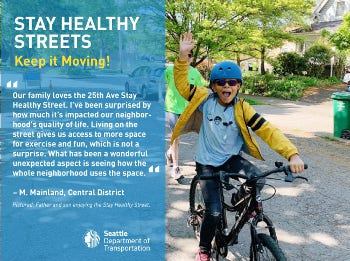 Stay Healthy Streets