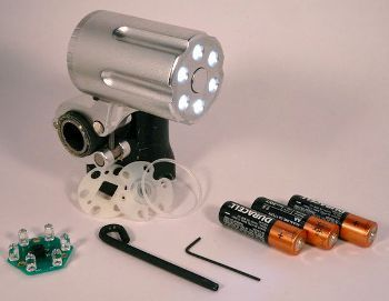 Theft-Resistant Bike Light by Gotham Bicycle Defense