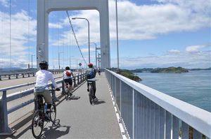 国際水準の自転車道