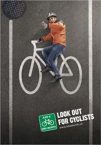 Bike Month: Man, adsoftheworld.com