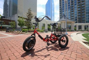 The Liberty Electric Trike