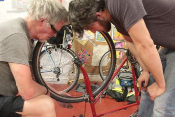 Hackney Bike Workshop