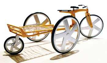 Sustainable Cycle, www.yankodesign.com
