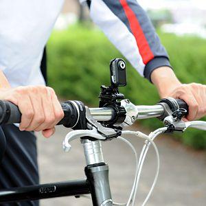 自転車用ビデオカメラ