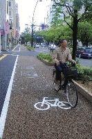 歩道上の自転車レーンは有効だろうか?