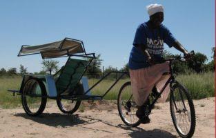 救急自転車