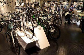 高性能自転車 健康志向も後押し
