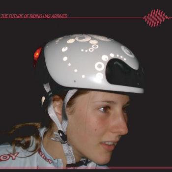 e-ヘルメット?