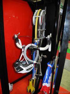 自転車のコインロッカー