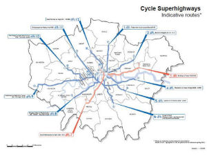 cycle-superhighways