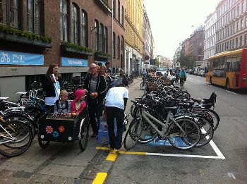 Flex Parking, www.copenhagenize.com