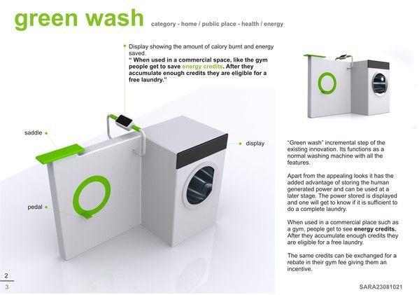 Green-wash