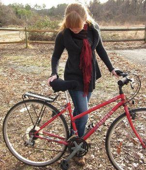 Bike Seat Cover, www.etsy.com
