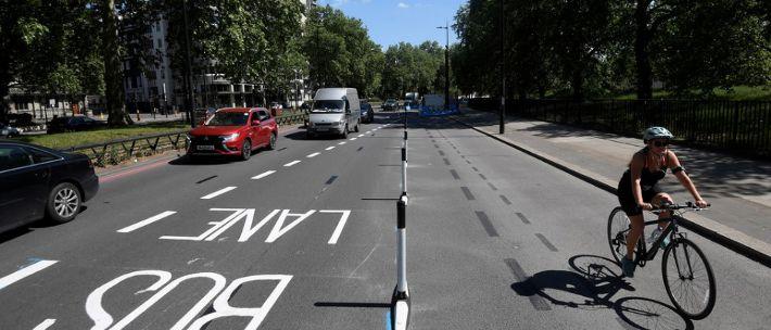 'Slow Streets' movement