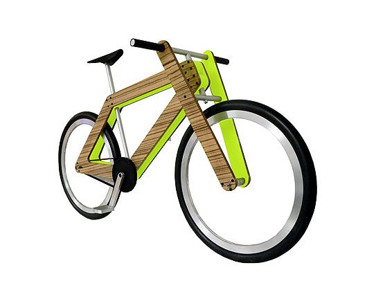 サンドイッチ自転車