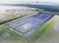 メガソーラー発電計画