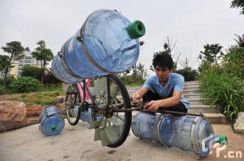 武漢用自転車