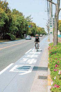 自転車の街 千葉を目指し