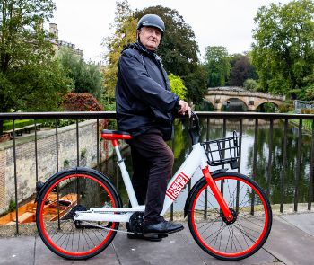 The Big Issue eBikes