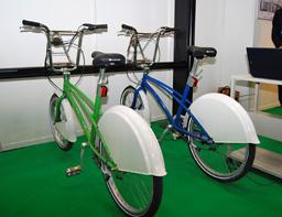 貸自転車シェアリングシステム