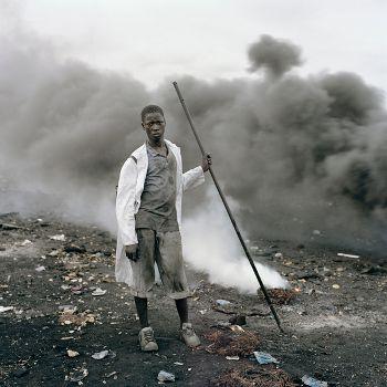 Agbogbloshie, www.nytimes.com