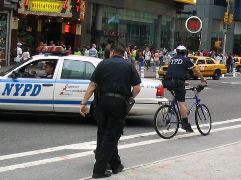 ニューヨーク市警