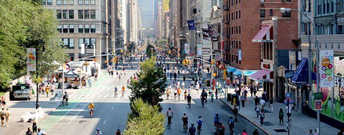 Summer Streets, www.nyc.gov