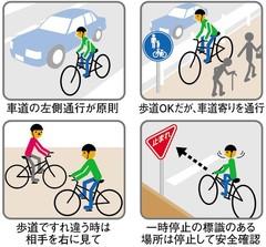 大人のための自転車安全教室