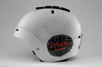 The Shockbox Helmet Sensor