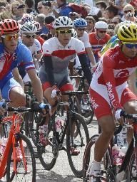 自転車男子個人ロードレース