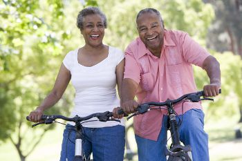 Cycling Keeps You Young