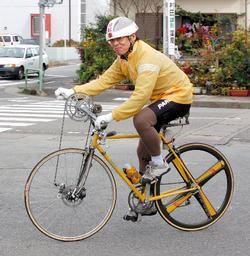 両輪駆動自転車