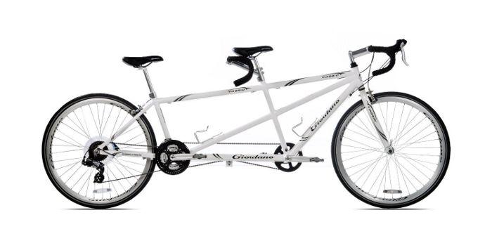 タンデム自転車