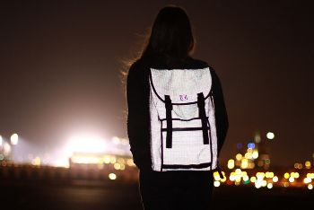 Reflective-Backpack