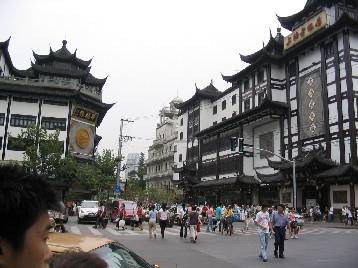 戦前は中国人居留地だった地区