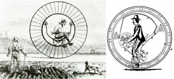 Monowheels