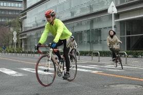 自転車通勤手当導入