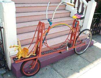 ゴールデンゲートブリッジ自転車