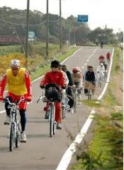 自転車観光でまちづくり